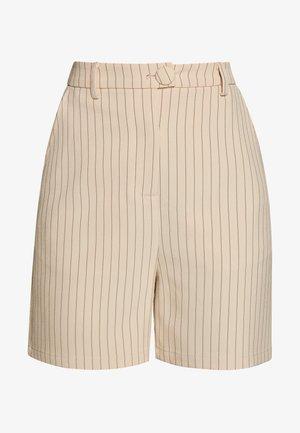 LAUREN TROUSER - Shorts - nude