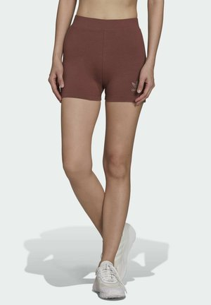 LUXE - Shorts - brown