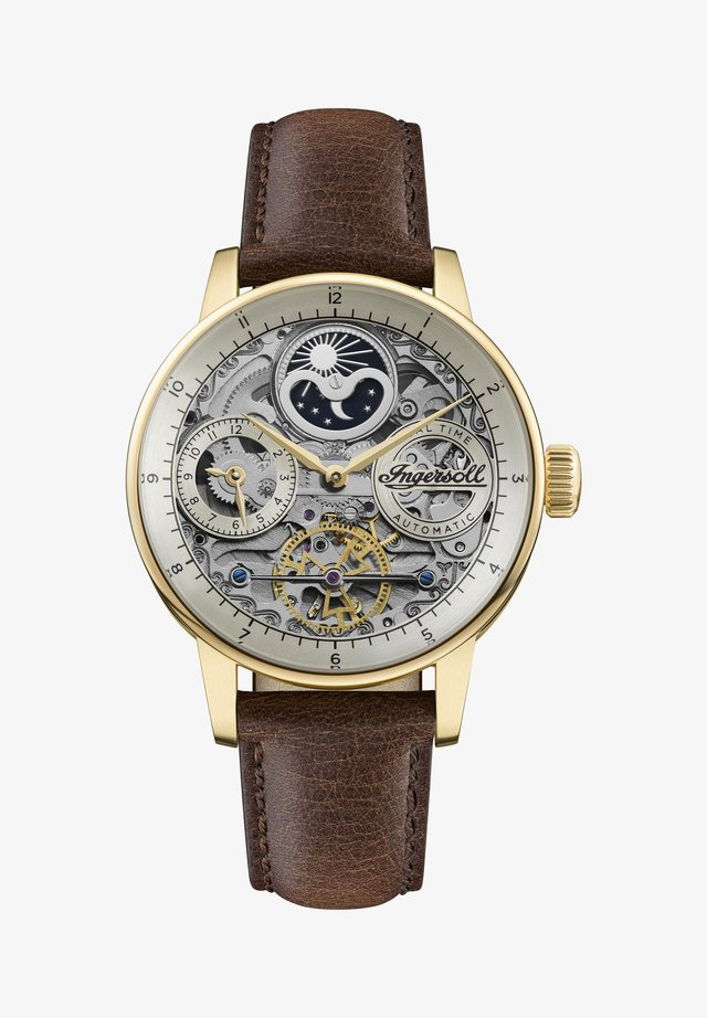 THE JAZZ AUTOMATIC  - Chronograaf - gold