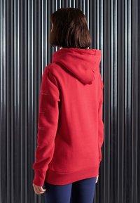 Superdry - VINTAGE - Hoodie - rouge red - 2