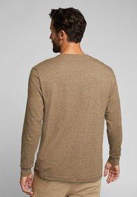 Esprit - Long sleeved top - toffee - 2