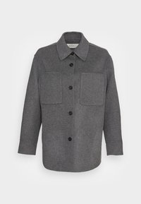 ARKET - SHIRT - Blus - grey melange - 3