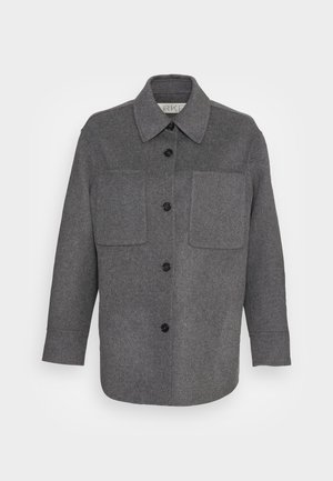 SHIRT - Blouse - grey melange