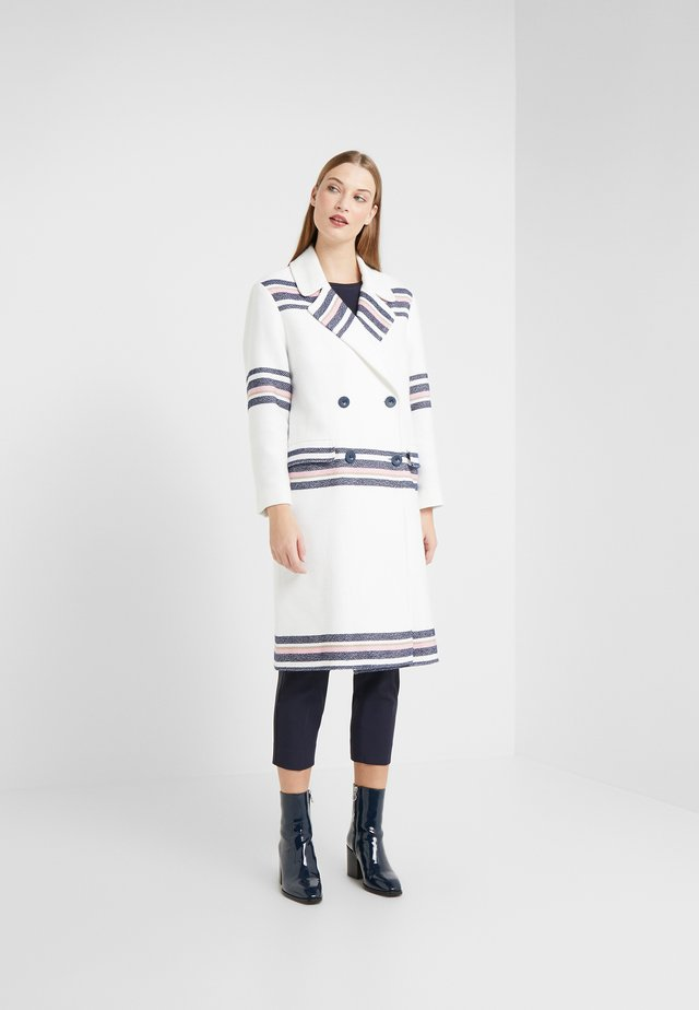 SUMMER STRIPE COAT - Manteau classique - multi color