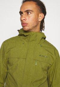 Vaude - ROSEMOOR JACKET - Waterproof jacket - bamboo - 3
