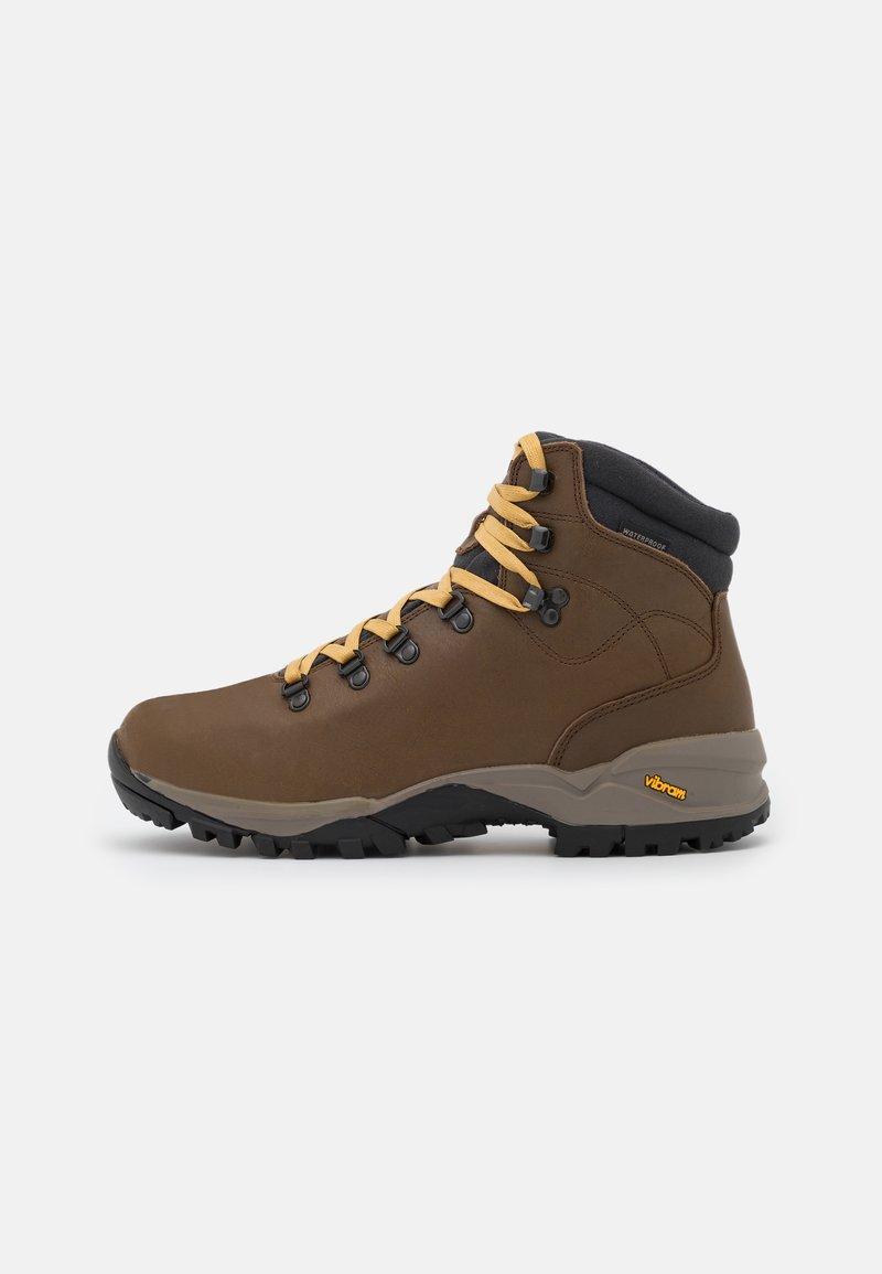CMP - ASTHERIAN TREKKING SHOE WP - Hiking shoes - arabica