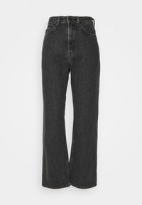 Weekday - ROWE - Jeans a sigaretta - nova black - 4