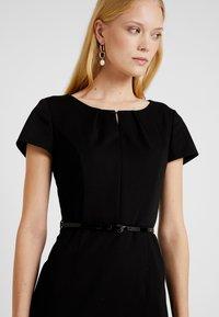 Betty & Co - Shift dress - black - 5