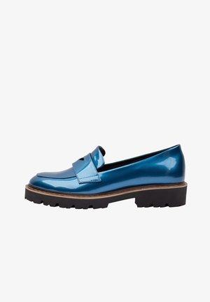 DARIA - Mokkasiinit - blue