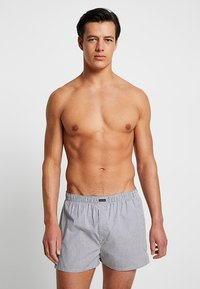 Calvin Klein Underwear - 3 PACK - Boxer shorts - black - 0