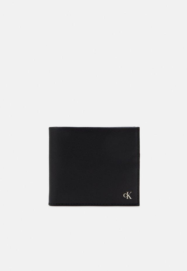 BIFOLD COIN CARDCASE SET - Visitenkartenetui - black