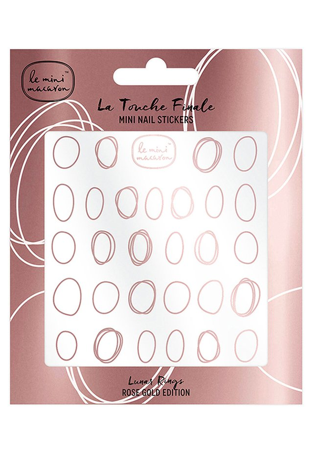 LA TOUCHE FINALE MINI NAIL STICKERS - Nagelstickers - lunar rings