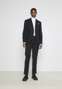 Isaac Dewhirst - WINDOWPANE SUIT - Suit - blue - 1