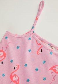 DeFacto - SUMMER - Jersey dress - pink - 2