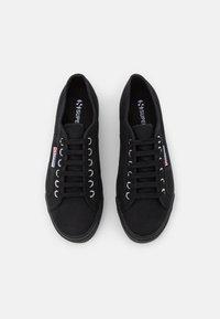 Superga - 2790 UP & DOWN - Sneakers - full black - 5