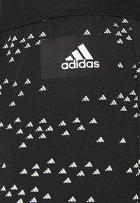 adidas Performance - SHORT - Leggings - black/white - 5