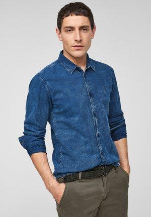 Overhemd - dark blue
