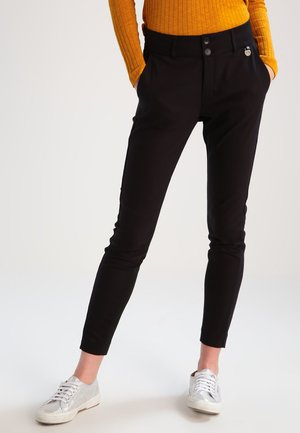 BLAKE NIGHT - Trousers - black