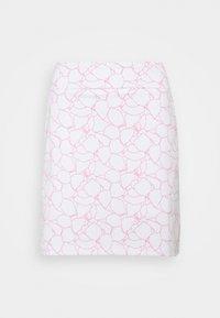 SAMARA SKORT - Sports skirt - white