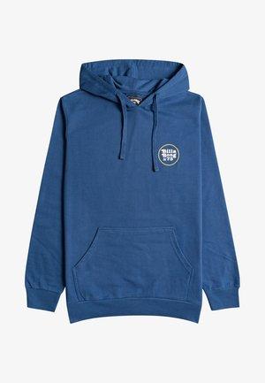 Sweatshirt - denim blue