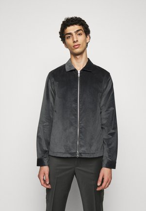 SIGNAL JACKET - Lehká bunda - charcoal