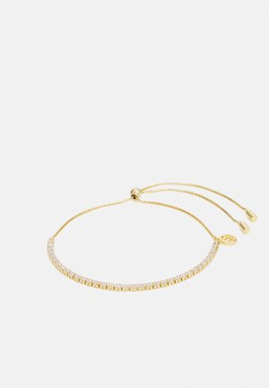ELLERA TENNIS BRACELET - Armband - gelbgold-coloured