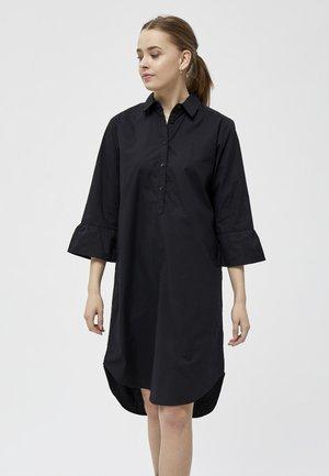 RAMIS  - Abito a camicia - black