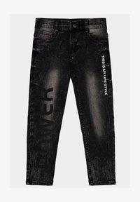 Gulliver - Slim fit jeans - grey denim - 3