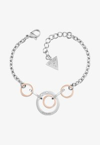 Guess - ETERNAL CIRCLES KREISE - Armband - silver-coloured - 1