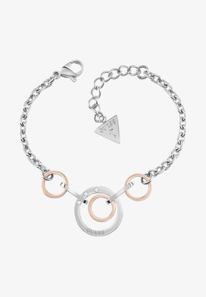 ETERNAL CIRCLES KREISE - Pulsera - silver-coloured