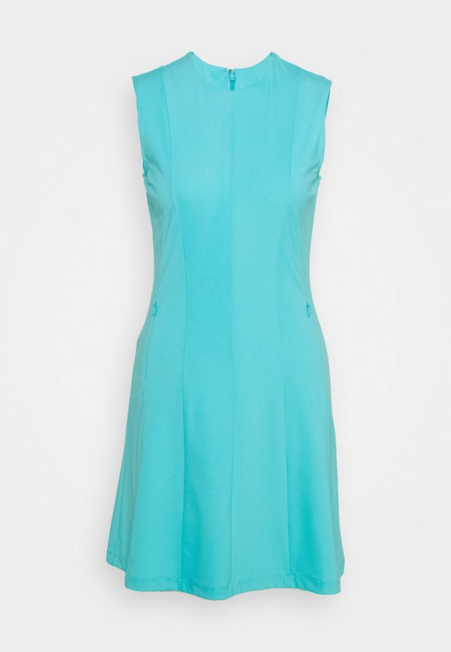 JASMIN GOLF DRESS - Robe de sport - beach blue