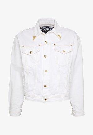 JACKET ICON - Spijkerjas - white