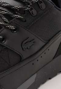 Lacoste - URBAN BREAKER - Baskets basses - black - 5