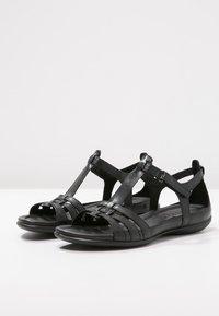 ECCO - ECCO FLASH - Sandals - black - 3