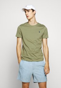 Polo Ralph Lauren - CLASSIC FIT PREPSTER  - Shorts - chambray - 3