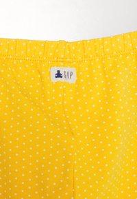 GAP - Leggings - Trousers - yellow sundown - 2