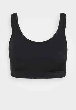 HIGH IMPACT - High support sports bra - black