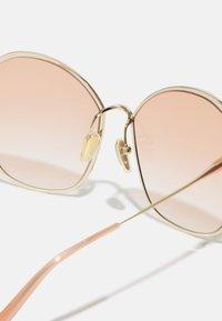 CHLOÉ - Sunglasses - nude/nude/orange - 3