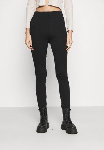 VMFRONA  - Leggings - Trousers - black