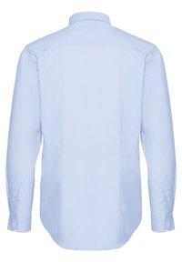 Matinique - ROBO  - Shirt - chambrey blue - 6