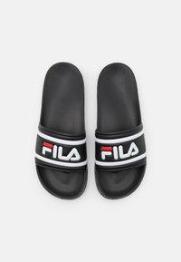 Fila - MORRO BAY 2.0 - Pantofle - black - 3