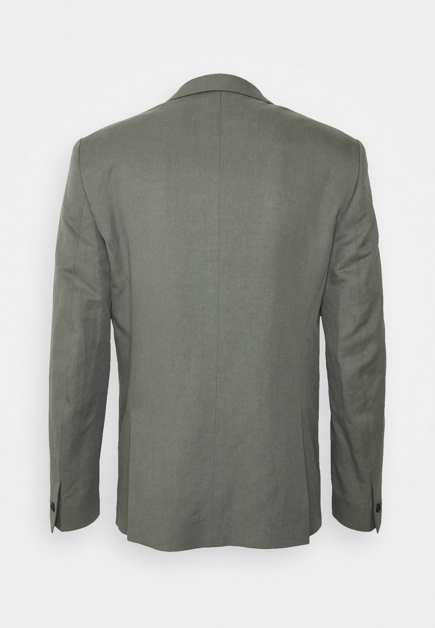 Filippa K RICK - Blazer - green/grey