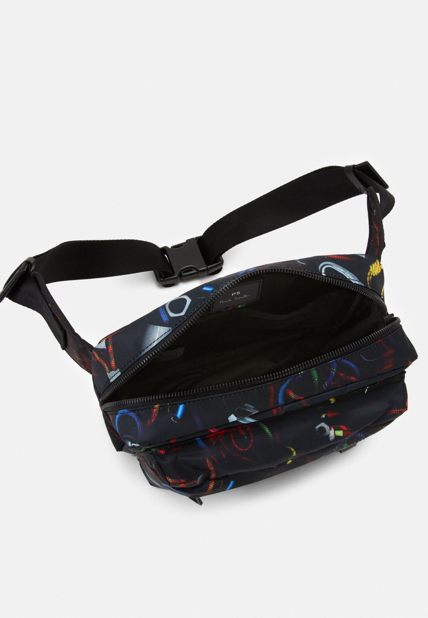 PS Paul Smith WAIST BAG ROPE - Rumpetaske - multicoloured/flerfarget jQEWevEPMSAvWgV