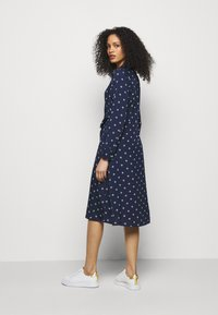 Lauren Ralph Lauren - DRESS - Košilové šaty - french navy/pale - 2