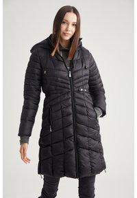 DeFacto - Winter coat - black - 0