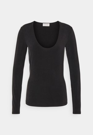 CHARLIZE - Long sleeved top - black