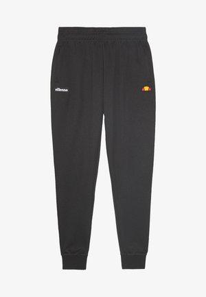 BERTONI - Teplákové kalhoty - black