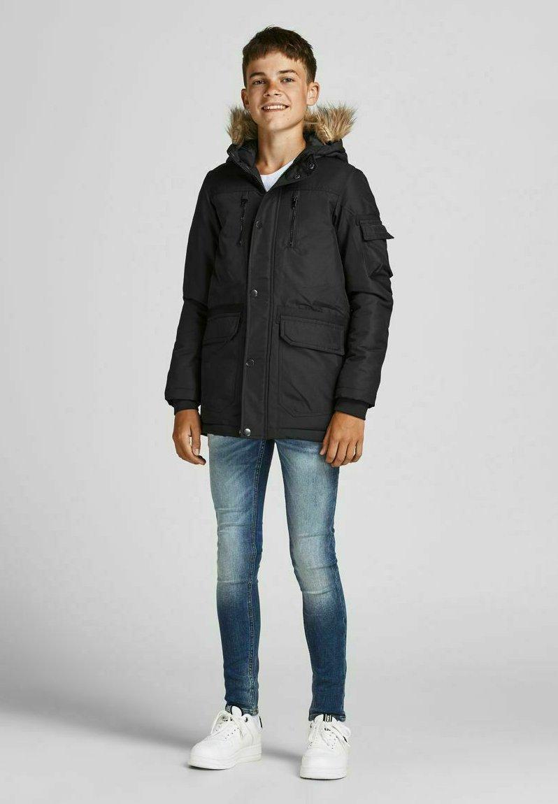 Jack & Jones Junior - Winter coat - black