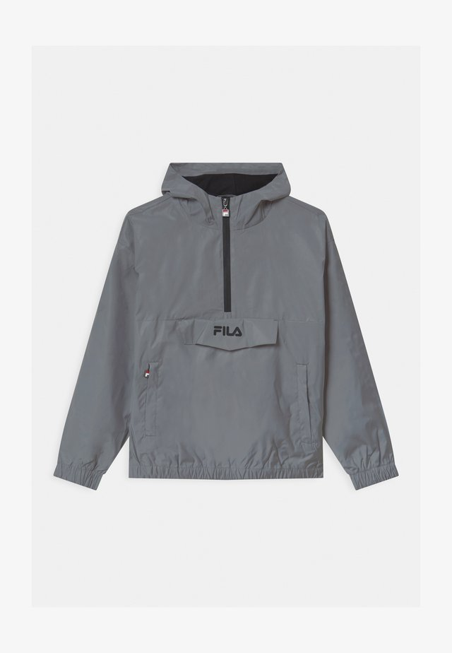 RAY REFLECTIVE WOVEN UNISEX - Light jacket - silver