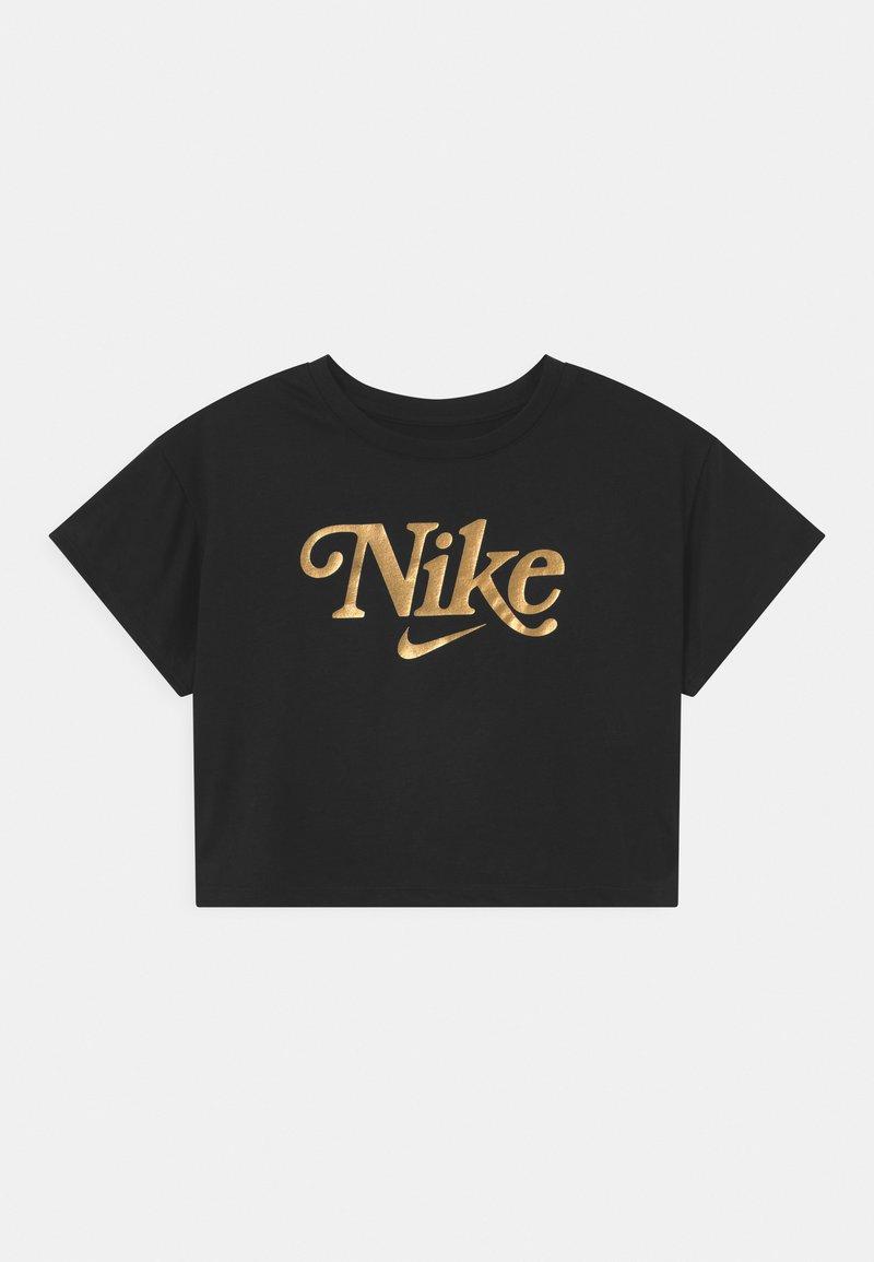 Nike Sportswear - STUDIO FUTURA - T-shirt z nadrukiem - black